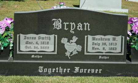SMITH BRYAN, INESS - Searcy County, Arkansas | INESS SMITH BRYAN - Arkansas Gravestone Photos