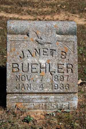 BUEHLER, JANET B. - Searcy County, Arkansas | JANET B. BUEHLER - Arkansas Gravestone Photos
