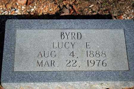 BYRD, LUCY E. - Searcy County, Arkansas | LUCY E. BYRD - Arkansas Gravestone Photos