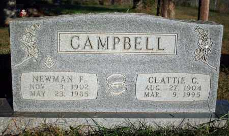 CAMPBELL, NEWMAN F. - Searcy County, Arkansas | NEWMAN F. CAMPBELL - Arkansas Gravestone Photos