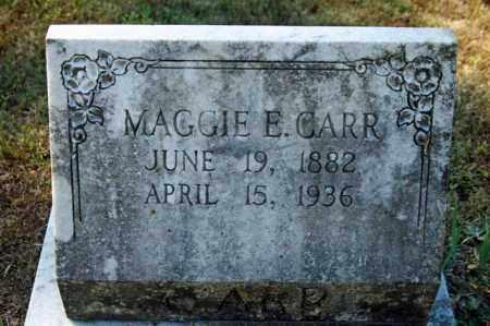 CARR, MAGGIE E. - Searcy County, Arkansas | MAGGIE E. CARR - Arkansas Gravestone Photos