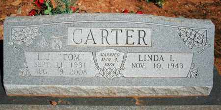 CARTER, LINDA L. - Searcy County, Arkansas | LINDA L. CARTER - Arkansas Gravestone Photos