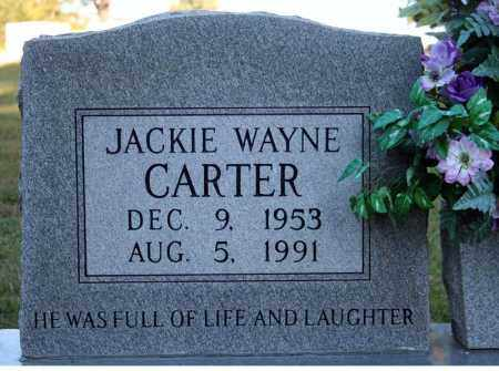CARTER, JACKIE WAYNE - Searcy County, Arkansas | JACKIE WAYNE CARTER - Arkansas Gravestone Photos