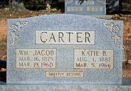 CARTER, KATIE B. - Searcy County, Arkansas | KATIE B. CARTER - Arkansas Gravestone Photos