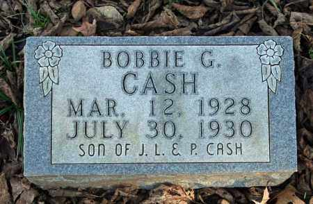 CASH, BOBBIE G. - Searcy County, Arkansas | BOBBIE G. CASH - Arkansas Gravestone Photos