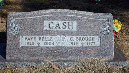 CASH, C.BROUGH - Searcy County, Arkansas | C.BROUGH CASH - Arkansas Gravestone Photos