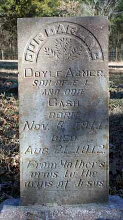 CASH, DOYLE ABNER - Searcy County, Arkansas | DOYLE ABNER CASH - Arkansas Gravestone Photos