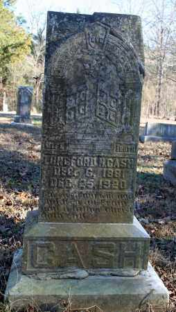 CASH, LUNSFORD N. - Searcy County, Arkansas | LUNSFORD N. CASH - Arkansas Gravestone Photos