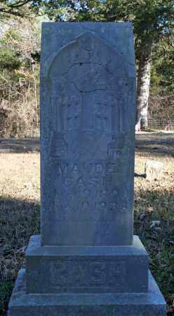 HENSLEY CASH, MAUDE - Searcy County, Arkansas | MAUDE HENSLEY CASH - Arkansas Gravestone Photos