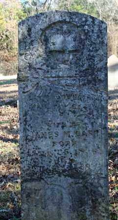 CASH, MARY POWHATTAN - Searcy County, Arkansas | MARY POWHATTAN CASH - Arkansas Gravestone Photos