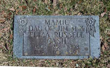 CASH, MAMIE - Searcy County, Arkansas | MAMIE CASH - Arkansas Gravestone Photos