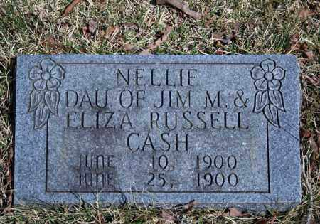 CASH, NELLIE - Searcy County, Arkansas | NELLIE CASH - Arkansas Gravestone Photos