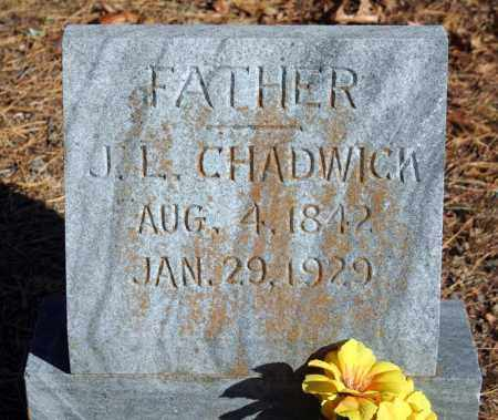 CHADWICK, J.L. - Searcy County, Arkansas | J.L. CHADWICK - Arkansas Gravestone Photos