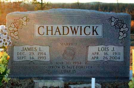 CHADWICK, LOIS JEWELL - Searcy County, Arkansas | LOIS JEWELL CHADWICK - Arkansas Gravestone Photos