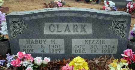 CLARK, KIZZIE - Searcy County, Arkansas | KIZZIE CLARK - Arkansas Gravestone Photos