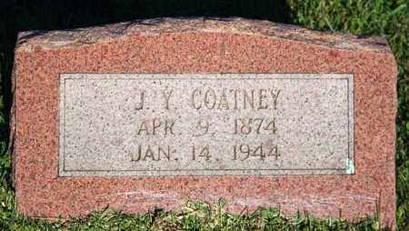 COATNEY, J.Y. - Searcy County, Arkansas | J.Y. COATNEY - Arkansas Gravestone Photos