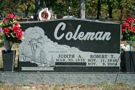 COLEMAN, JUDITH A. - Searcy County, Arkansas | JUDITH A. COLEMAN - Arkansas Gravestone Photos
