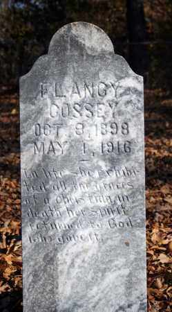 COSSEY, FLANCY - Searcy County, Arkansas | FLANCY COSSEY - Arkansas Gravestone Photos