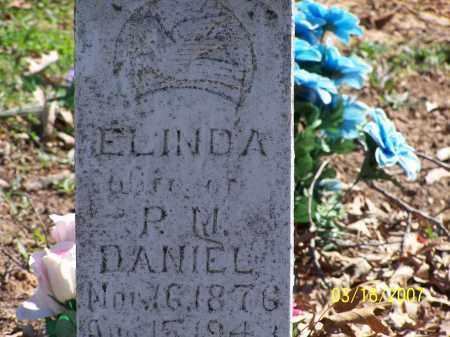 DANIEL, ELINDA - Searcy County, Arkansas | ELINDA DANIEL - Arkansas Gravestone Photos