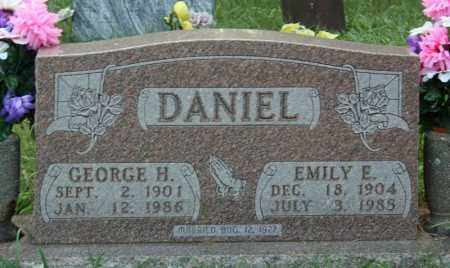 DANIEL, GEORGE H. - Searcy County, Arkansas | GEORGE H. DANIEL - Arkansas Gravestone Photos