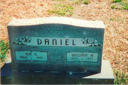 DANIEL, WILLIAM H. - Searcy County, Arkansas | WILLIAM H. DANIEL - Arkansas Gravestone Photos