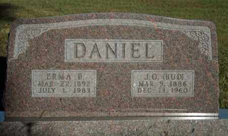 "DANIEL, J.O. ""BUD"" - Searcy County, Arkansas 