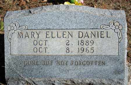 DANIEL, MARY ELLEN - Searcy County, Arkansas | MARY ELLEN DANIEL - Arkansas Gravestone Photos