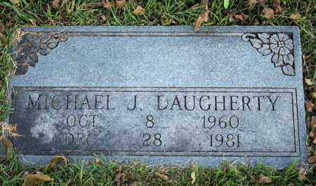 DAUGHTERTY, MICHAEL J - Searcy County, Arkansas | MICHAEL J DAUGHTERTY - Arkansas Gravestone Photos