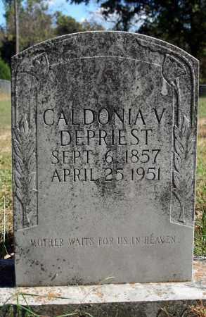 DEPRIEST, CALDONIA V. - Searcy County, Arkansas | CALDONIA V. DEPRIEST - Arkansas Gravestone Photos