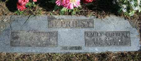 DEPRIEST, EMILY COLBERT - Searcy County, Arkansas | EMILY COLBERT DEPRIEST - Arkansas Gravestone Photos