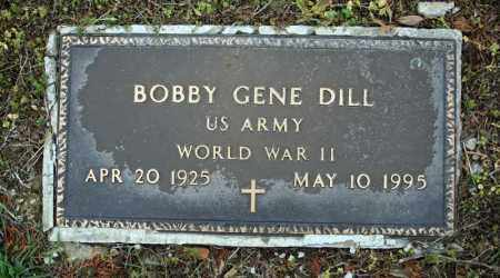 DILL (VETERAN WWII), BOBBY GENE - Searcy County, Arkansas | BOBBY GENE DILL (VETERAN WWII) - Arkansas Gravestone Photos