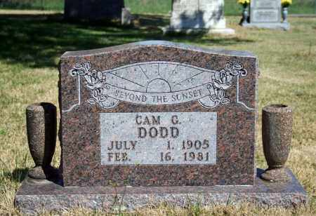 DODD, CAM G. - Searcy County, Arkansas | CAM G. DODD - Arkansas Gravestone Photos
