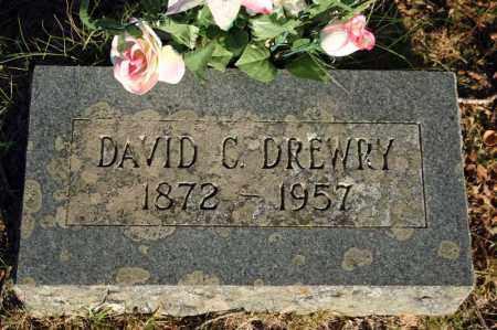 DREWRY, DAVID CARROLL - Searcy County, Arkansas | DAVID CARROLL DREWRY - Arkansas Gravestone Photos