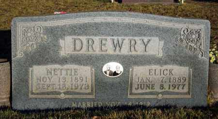 "DREWRY, BURNETT ""NETTIE"" (ATKINS) - Searcy County, Arkansas 