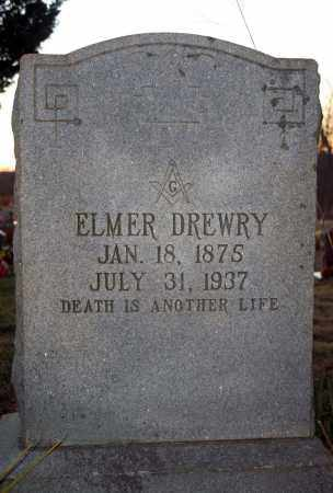 DREWRY, ELMER - Searcy County, Arkansas | ELMER DREWRY - Arkansas Gravestone Photos