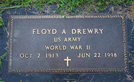 "DREWRY  (VETERAN WWII), FLOYD A. ""PETE"" - Searcy County, Arkansas 