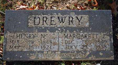 DREWRY, HENRY N. - Searcy County, Arkansas | HENRY N. DREWRY - Arkansas Gravestone Photos