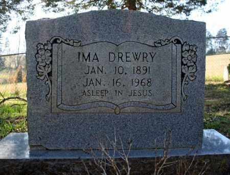 THORNBROUGH DREWRY, IMA - Searcy County, Arkansas | IMA THORNBROUGH DREWRY - Arkansas Gravestone Photos