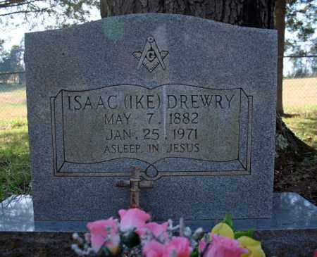 DREWRY, ISAAC (IKE) - Searcy County, Arkansas | ISAAC (IKE) DREWRY - Arkansas Gravestone Photos