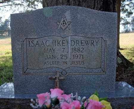 DREWRY, ISAAC (IKE) - Searcy County, Arkansas | ISAAC (IKE) DREWRY - Arkansas Gravestone Photos