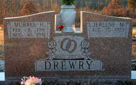 DREWRY, JERLENE MAY (GEORGE) - Searcy County, Arkansas | JERLENE MAY (GEORGE) DREWRY - Arkansas Gravestone Photos