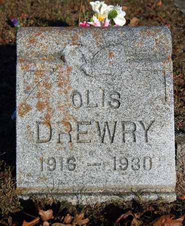 DREWRY, OLIS - Searcy County, Arkansas | OLIS DREWRY - Arkansas Gravestone Photos