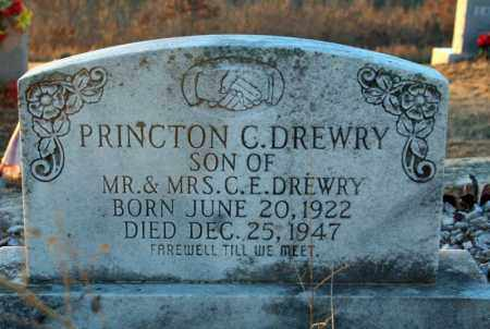 DREWRY, PRINCTON C. - Searcy County, Arkansas | PRINCTON C. DREWRY - Arkansas Gravestone Photos