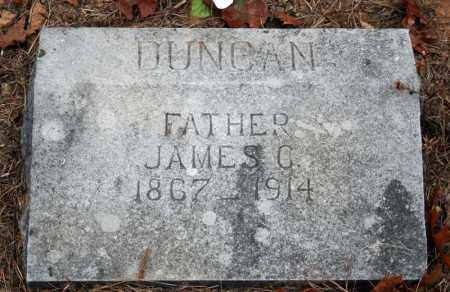 DUNCAN, JAMES  C. - Searcy County, Arkansas | JAMES  C. DUNCAN - Arkansas Gravestone Photos