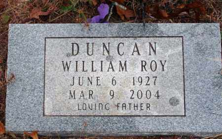 DUNCAN, WILLAM ROY - Searcy County, Arkansas | WILLAM ROY DUNCAN - Arkansas Gravestone Photos