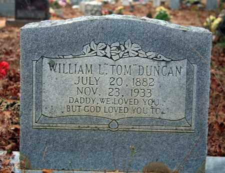 "DUNCAN, WILLIAM L. "" TOM"" - Searcy County, Arkansas 