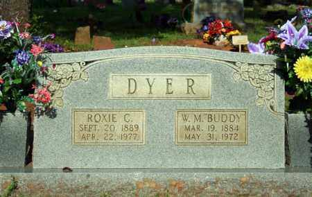 "DYER, W.M. ""BUDDY"" - Searcy County, Arkansas 