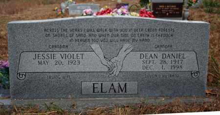 ELAM, DEAN DANIEL - Searcy County, Arkansas | DEAN DANIEL ELAM - Arkansas Gravestone Photos