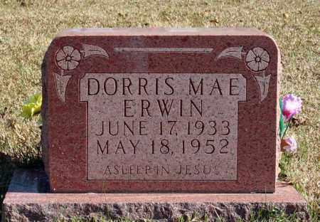 ERWIN, DORRIS MAE - Searcy County, Arkansas | DORRIS MAE ERWIN - Arkansas Gravestone Photos