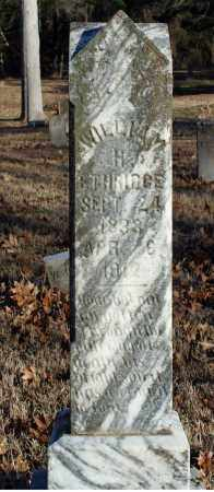 ETHRIDGE, WILLIAM H. - Searcy County, Arkansas | WILLIAM H. ETHRIDGE - Arkansas Gravestone Photos